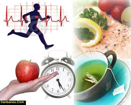 قرص افزایش متابولیسم بدن