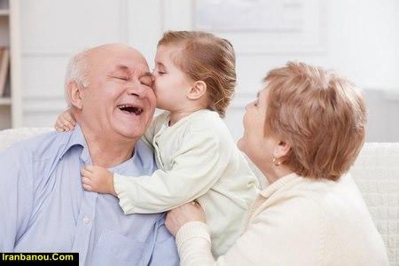 متن پدربزرگ و مادربزرگ
