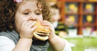 درمان چاقی کودکان در طب سنتی