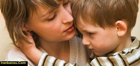 ترس کودکان از تنهایی
