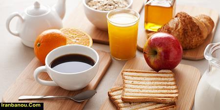 فواید صبحانه در اسلام