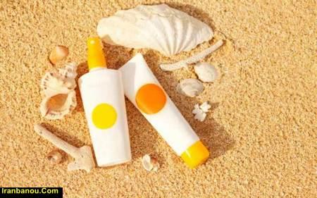 بهترین مارک ضد آفتاب