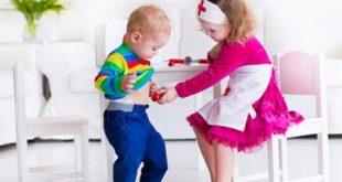 آموزش مسائل زناشویی به کودکان