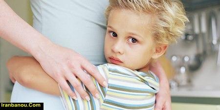 ترس در کودکان زیر 1 سال