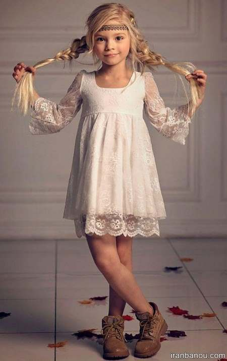 لباس دخترانه اسپرت