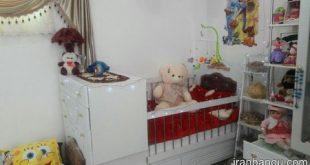 رنگ سيسموني نوزاد دختر
