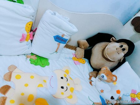 مدل سیسمونی نوزاد پسر