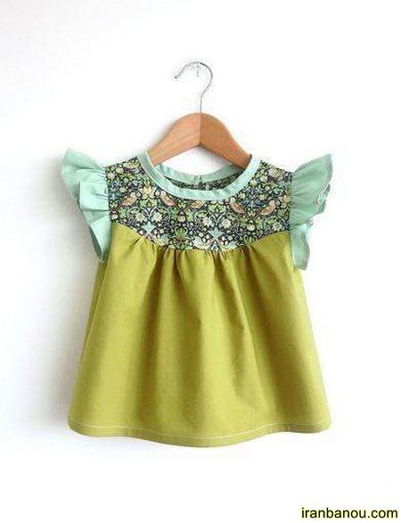 لباس دخترانه نوجوان