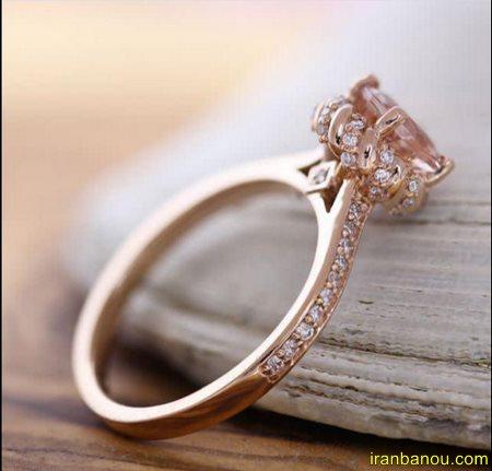 حلقه عروس شیک و گران
