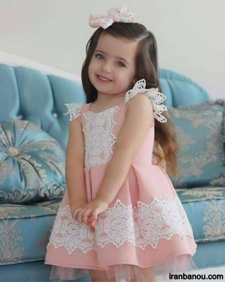 لباس مجلسی دخترانه نوجوانانه