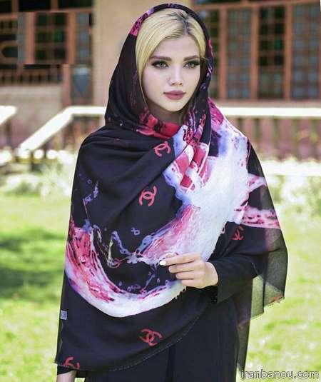 جدیدترین مدل شال و روسری 99 دخترانه و زنانه