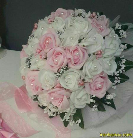 دسته گل عروس ارکیده