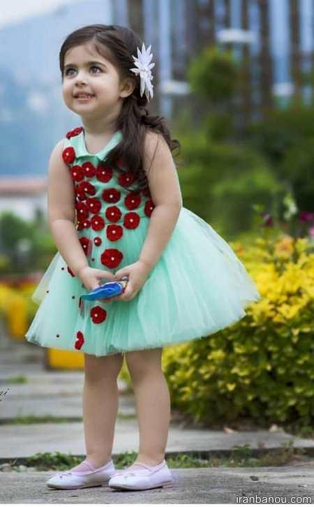 مدل لباس دخترانه 11 ساله