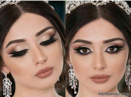 مدل مو برای عروسی دخترانه
