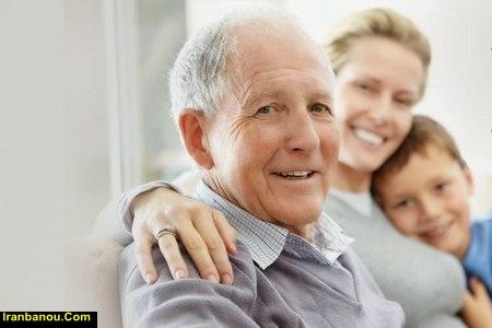 پدربزرگ و مادربزرگ عزیزم