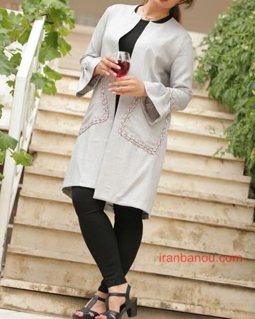 مدل مانتو برای عید امسال