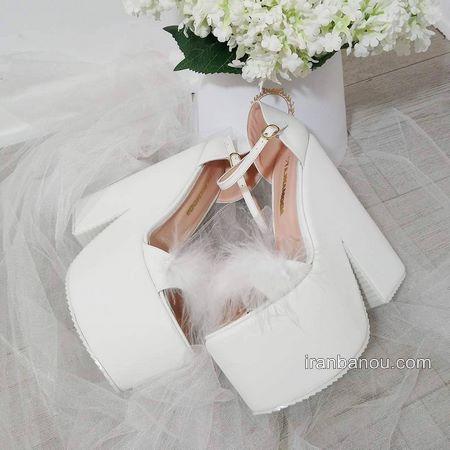 مدل های شیک و بسیار زیبا کفش عروس