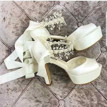 کفش عروس جدید