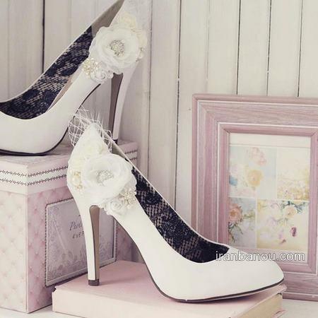کفش عروس خاص