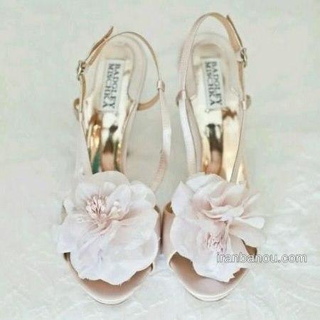 کفش عروس شیک و جذاب