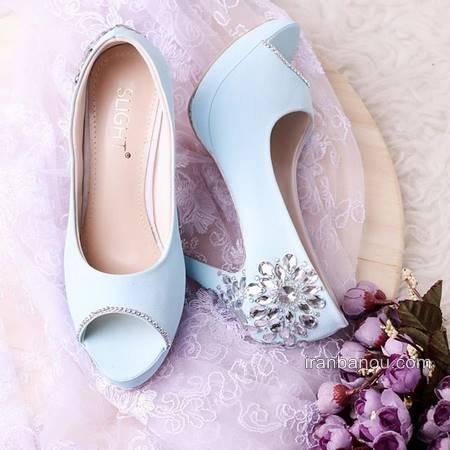 شیک ترین کفش عروس امسال