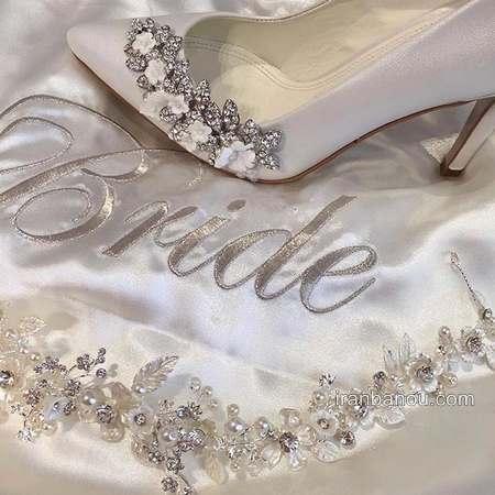 کفش عروس جدید و خاص