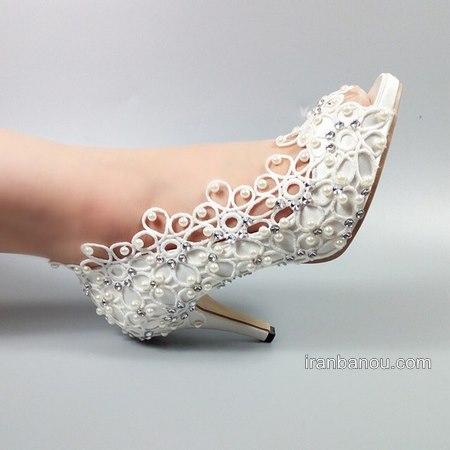 شیک ترین مدل کفش عروس