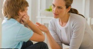 نحوه برخورد با اشتباهات نوجوانان
