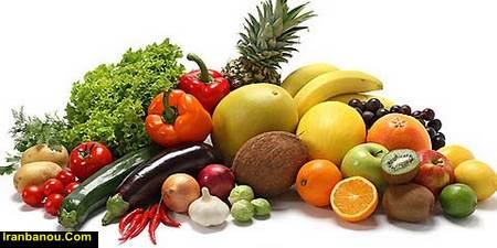میوه های ضد اضطراب