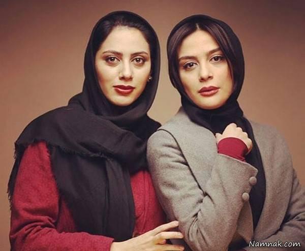 خواهرهای بازیگر