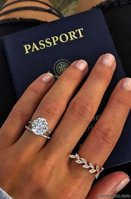 حلقه زیبا عروس