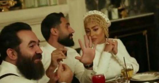 اخبار,اخبار فرهنگی,ازدواج هادی کاظمی و سمانه پاکدل