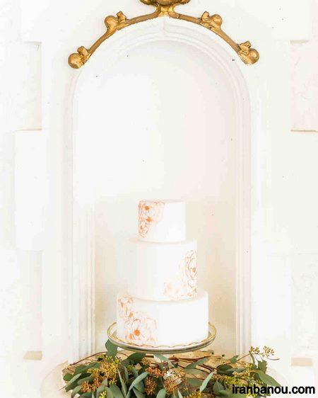 مدل کیک عروسی شیک