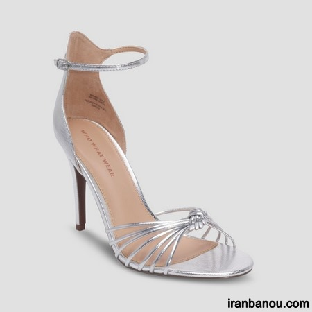 کفش عروس بدون پاشنه