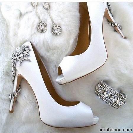 خرید کفش عروس