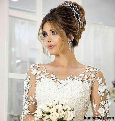 مدل لباس عروس جدید در تهران