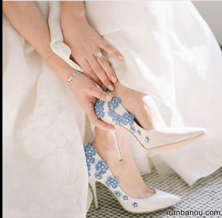 کفش خوشگل عروس