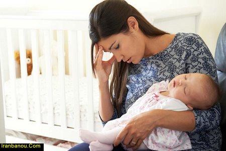 استرس در ماه اول بارداری