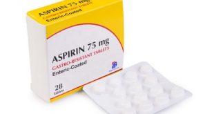 آسپرین 80 را چطور باید مصرف کرد
