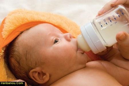 کیسه نگهداری شیر مادر