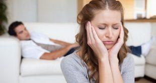 علت سردرد هنگام نزديكي