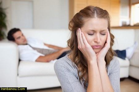 علت سردرد هنگام نزدیکی