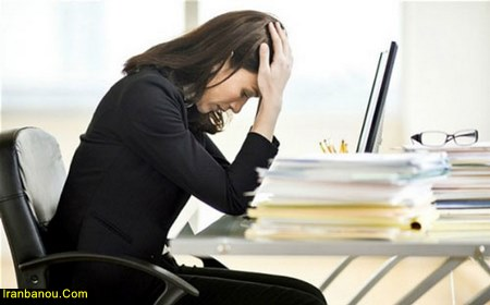 عوامل ایجاد استرس در محیط کار