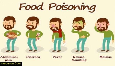 اسم قرص برای مسمومیت غذایی