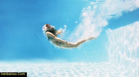 ورزش در آب برای لاغری