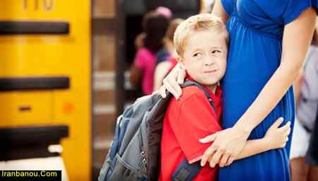 ترس از مدرسه در کودکان پیش دبستانی