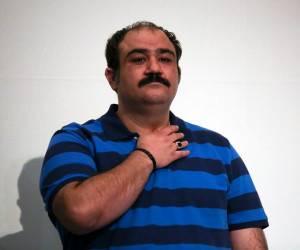 گریم مهران غفوریان ، مهران غفوریان در داش آکل