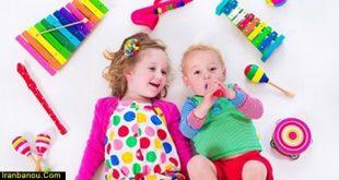 کلاسهای آموزشی برای کودکان 2 ساله