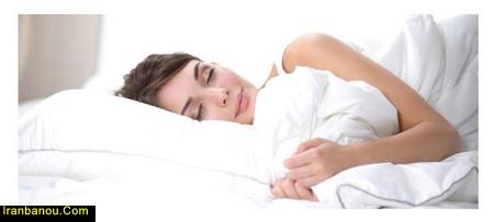 تاثیر کم خوابی بر پوست