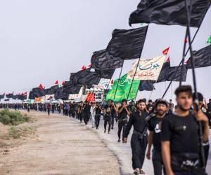 راهپیمایی اربعین ، سربازی نرفته ها
